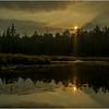 Adirondacks Forked Lake August 2015 North Bay Inlet Sunrise 2