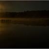 Adirondacks Lake Rondaxe Sunrise 24 July 2016