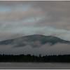 Adirondacks Raquette lake August 2008 Mist Blue Ridge