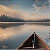 Adirondacks Rollins Pond Morning Mist 35 July 2019