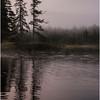 Adirondacks Raquette Lake August 2008 Mist Before Sunrise 2