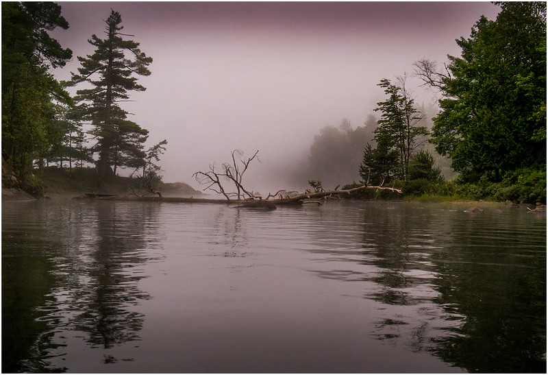 Adirondacks Chateaugay Lake Duck Island Bay 1 July 2016