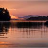 Adirondacks Forked Lake Morning Mist 17 July 2017