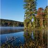 Adirondacks Lake Durant Morning Light 9 September 25 2016