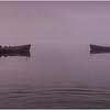Adirondacks Newcomb Lake Morning Mist 11 July 2017