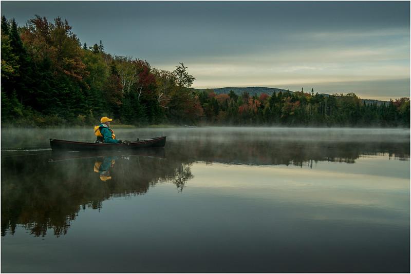 Adirondacks Cedar River Flow September 2015 Rick Rosen Paddling South