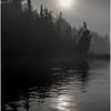 Adirondacks Newcomb Lake Morning Mist 34 July 2017