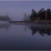Adirondacks Whitney Wilderness Round Lake Near and Far Points September 2013