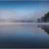 Adirondacks Rollins Pond Morning 15 August 2019