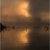 Adirondacks Forked Lake July 2015 Morning Mist Sunrise 12