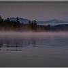 Adirondacks Forked Lake Morning Mist 26 July 2017
