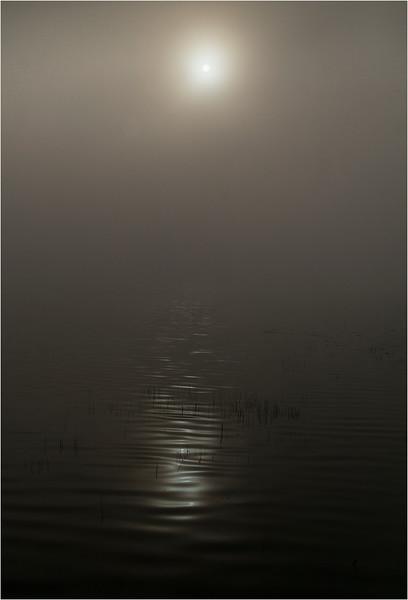 Adirondacks Blue Mountain Lake July 2015 Morning Mist Sunrise 6