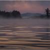 Adirondacks Forked Lake Morning Mist 39 July 2017