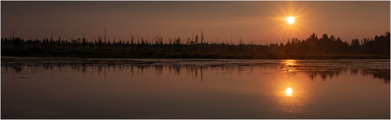 Adirondacks Round Lake Morning 14 August 2019