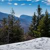 Adirondacks Indian Pass from Mt  Jo 1 February 2017
