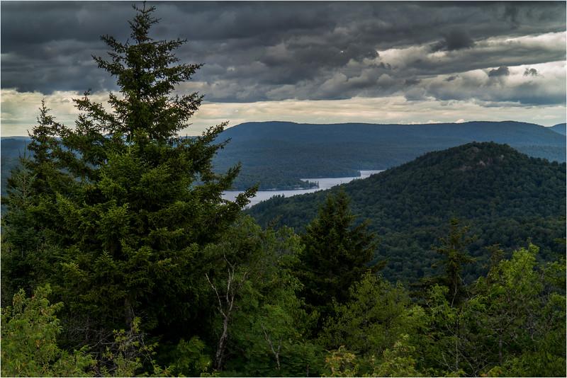 Adirondacks Coney Mountain July 2015 Summit View 3