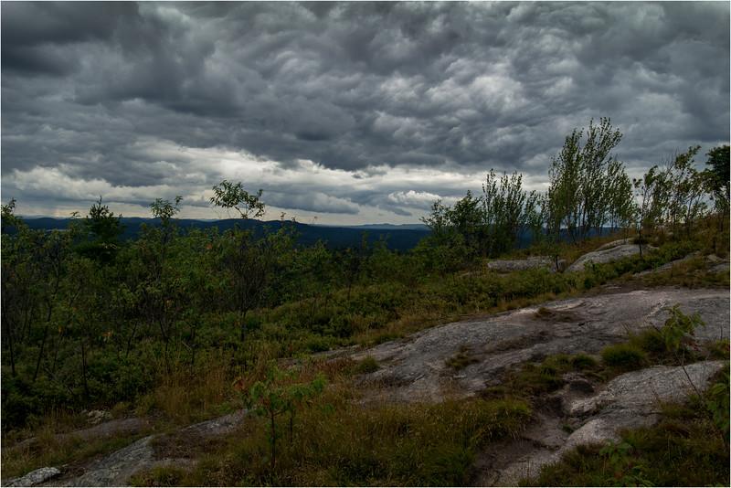 Adirondacks Coney Mountain July 2015 Summit View 1