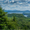 Adirondacks Bald Mountain Fourth Lake Blue Mountain July 2016