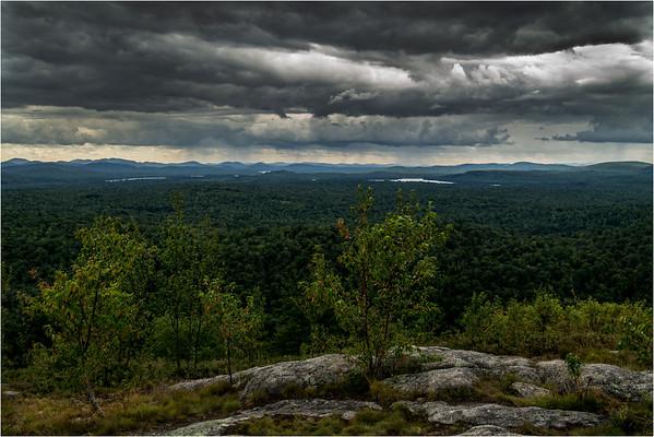 Adirondacks Coney Mountain July 2015 Summit View 5