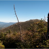 Adirondacks Algonquin Trail View of Wright Peak September 2010