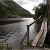 Adirondacks Avalanche Lake 1st Hitchup Matilda Looking South 2 July 2012