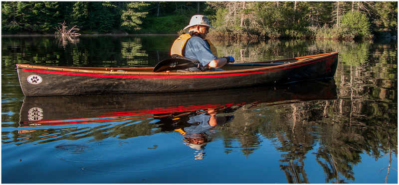 Adirondacks Bog River Matt Holcomb 2 July 2010