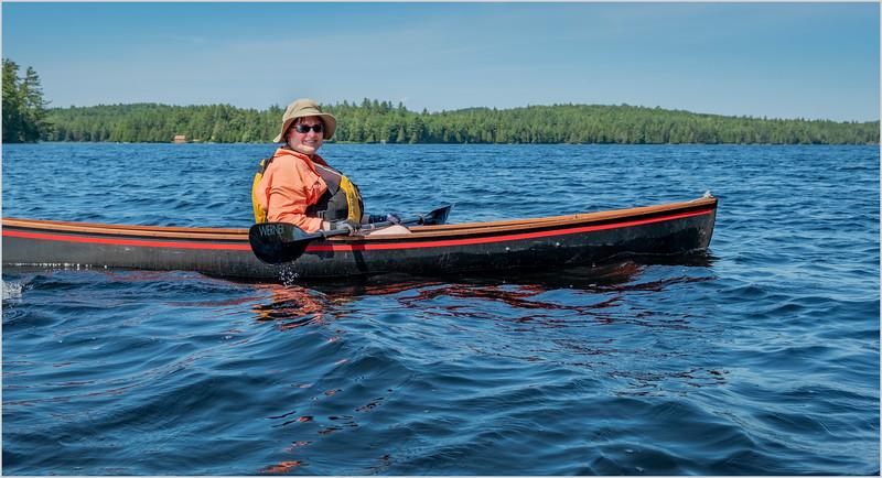 Adirondacks Forked Lake Kim 5 June 2019