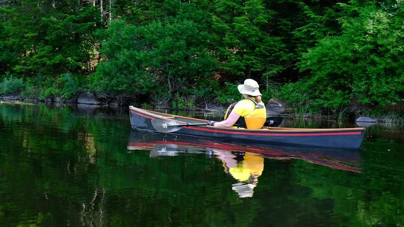 Adirondacks Grampus Lake 7 July 2019
