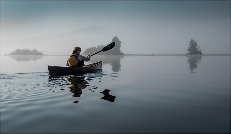 Adirondacks Chateaugay Lake 15 July 2018