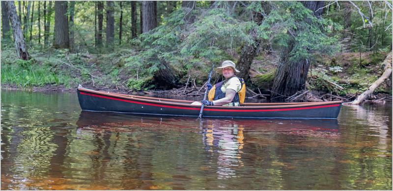 Adirondacks Fish Creek 6 July 2019