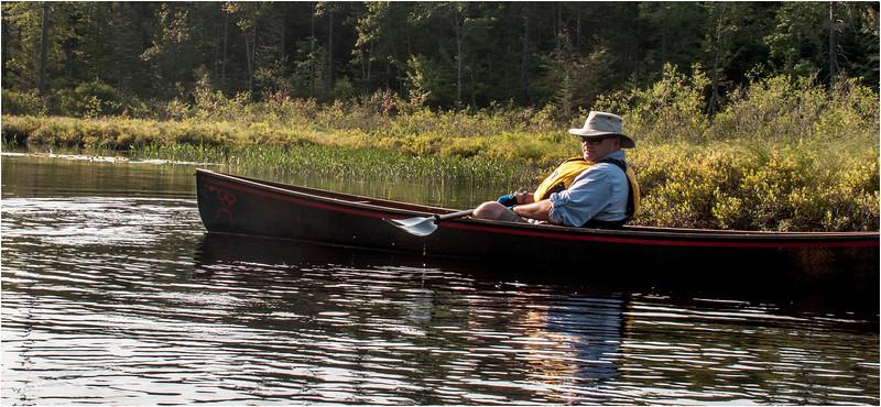 Adirondacks Little Tupper Lake July 2015 Inlet Paddling with Matt Holcomb 3