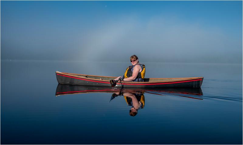 Adirondacks Chateaugay Lake 20 July 2018