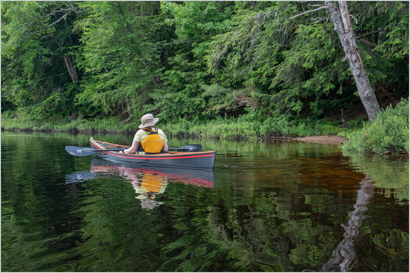 Adirondacks Floodwood Pond 4 July 2019