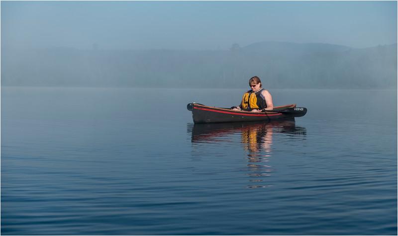 Adirondacks Chateaugay Lake 23 July 2018