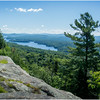 Adirondacks Bald Mountain Fourth Lake July 2016