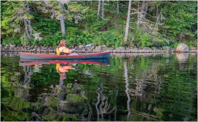 Adirondacks Round Lake Morning 29 August 2019