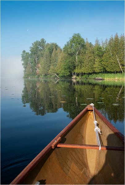 Adirondacks Chateaugay Lake 17 July 2018