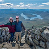 Adirondacks Whiteface Mt  Todd and Jen 1 September 2019