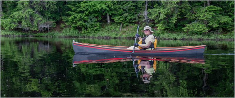 Adirondacks Floodwood Pond 5 July 2019