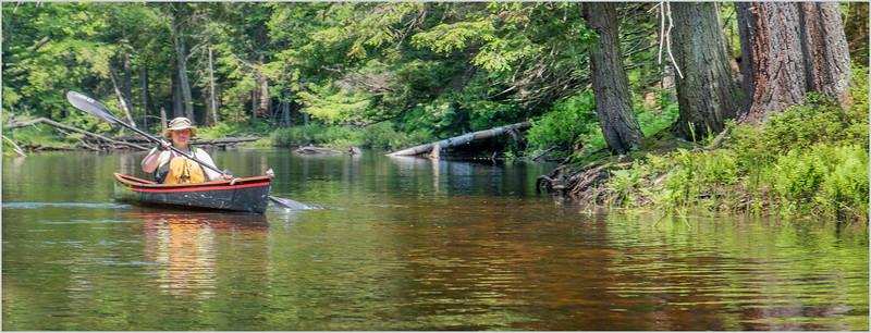 Adirondacks Fish Creek 4 July 2019