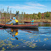 Adirondacks Bog River Paddle HBL 3 Matt Holcomb Kim Bessette, Steve Shutts September 2019
