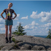 Adirondacks Coney Mountain Jenna 1 July 2017