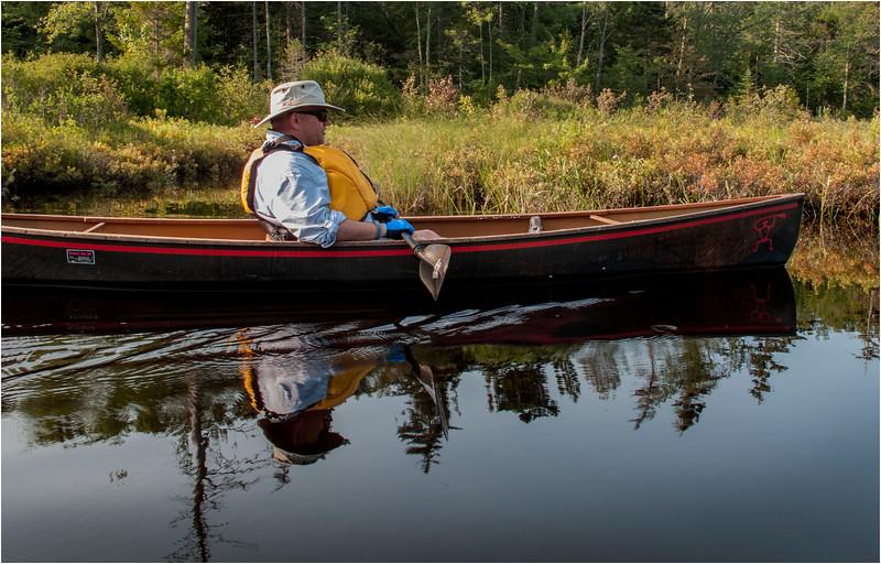 Adirondacks Little Tupper Lake July 2015 Inlet Paddling with Matt Holcomb 2