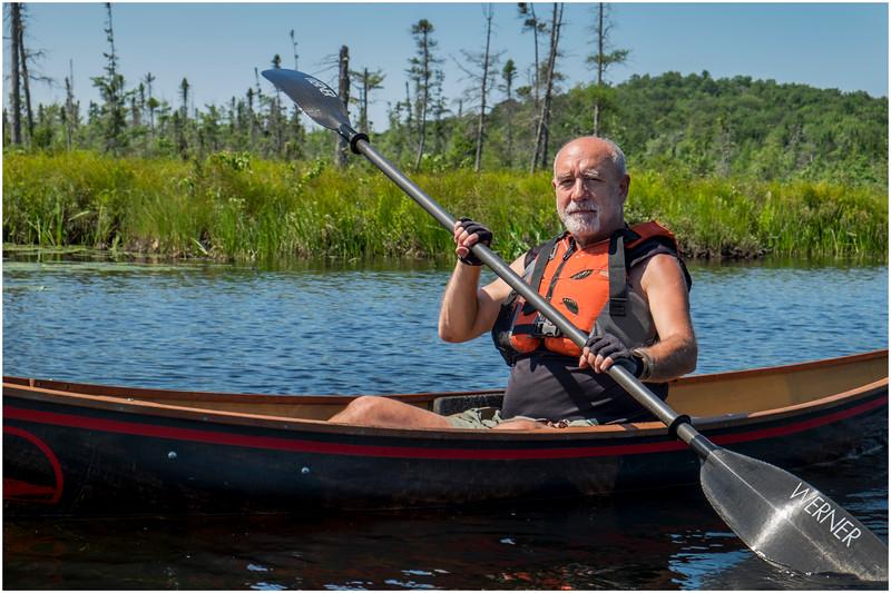 Adirondacks Forked Lake Jenna Kim into the Wetlands 13 July 2017