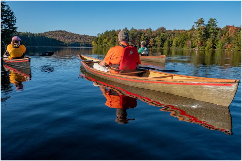 Adirondacks Nicks Lake 35 September 2019