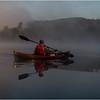 Adirondacks Forked Lake July 2015 Morning Mist After Sunrise Dan Way 3