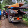 Adirondacks Newcomb Lake Horse Transportation 2 July 2017