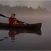Adirondacks Forked Lake July 2015 Morning Mist After Sunrise Rick Rosen 1