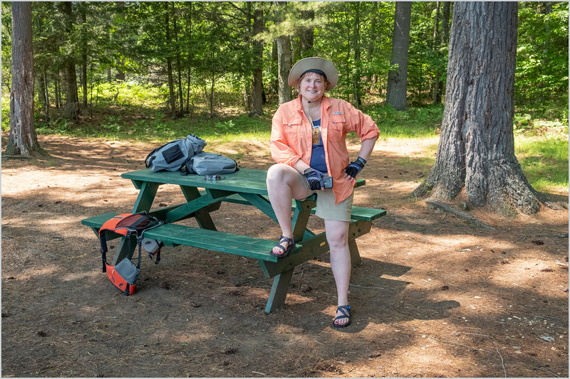 Adirondacks Forked Lake Kim 2 June 2019