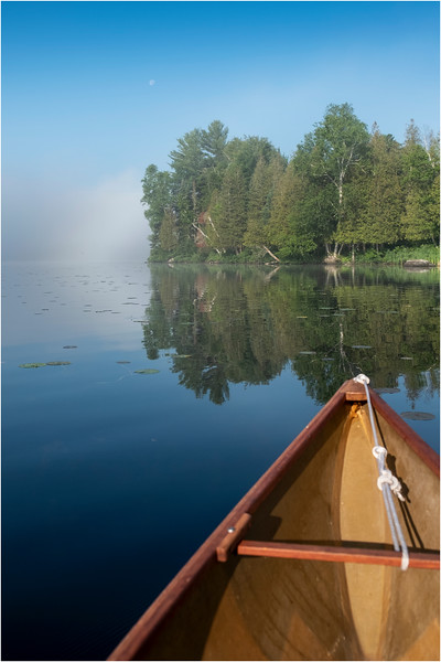 Adirondacks Chateaugay Lake 16 July 2018
